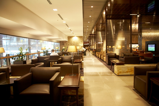 Ahead of the introduction of the new design concept next year, Singapore Airlines continues to focus efforts on improving existing SilverKris Lounges, as part of the more than $20 million investment programme over five years.