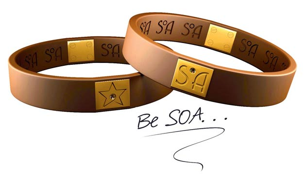 SOA Creation is a French Brand offering a new vision for high-end jewellery.