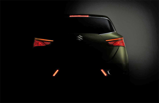 "Suzuki's crossover concept S-CROSS embodies an ""Emotion x Quality x Aerodynamics"" design theme, which is typified by distinctive dynamic lines that start on the front bumper, sweep across the doors, and continue to the rear of the body. Design elements which suggest stability and solidity also help create a cutting-edge crossover look."