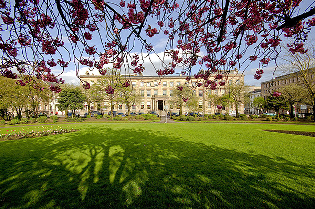 Take a Christmas Shopping Break At Five Star Blythswood Square Hotel