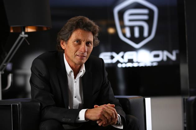 Exclusive Luxurious Magazine Interview With Patrice Franke, Global Marketing Manager Of Exagon Motors.