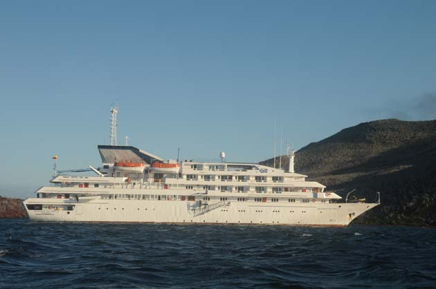 Leading cruise operator Silversea, renowned for its ultra-luxurious ships and exotic destinations, has announced Silver Galapagos as the name for its second small-sized expedition ship, which is currently sailing as the Galapagos Explorer II.
