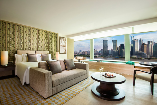 Offering majestic views of the Bund thoroughfare and Huangpu River beyond, along with the Group's renowned attention to exquisite detail and service, Banyan Tree Shanghai is an elegant retreat from which to explore what is China's most dazzling contemporary urban showcase.