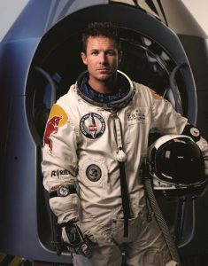 "All systems are now ""go"" for Felix Baumgartner's jump from the edge of space. The Red Bull Stratos space capsule has passed high-altitude simulation testing after it was damaged in July's final practice jump, and a launch date has been set for October 8 in Roswell, New Mexico."