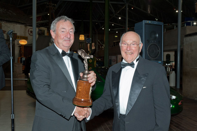The National Motor Museum provided the setting for the first annual Beaulieu One Hundred Dinner and Auction on Saturday, 15th October.