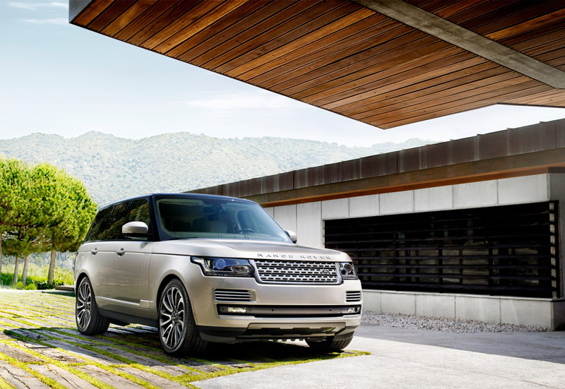 Scottish Company, Bridge of Weir Leather to supply lo-carbon leather for all-new Range Rover.