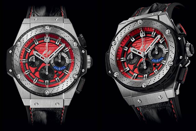 Hublot, the Official Watch of Formula 1™, has introduced the F1™ King Power Austin timepiece to mark the return of the sport to the United States since it left Indianapolis in 2007.