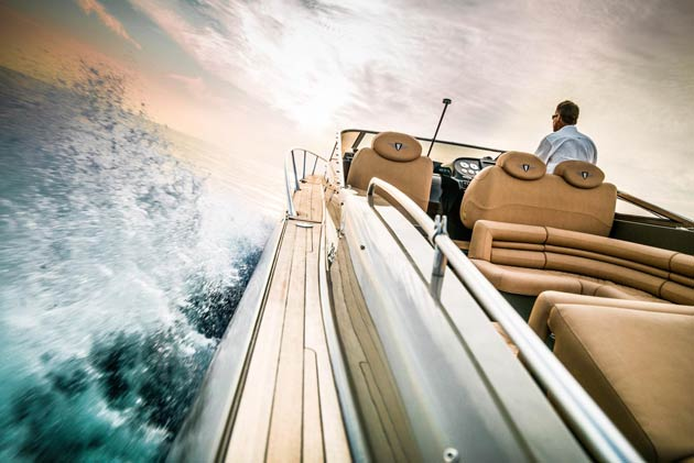 Top speeds of up to 68 knots makes Hunton the natural choice for those looking for both luxury and pace. The meticulous balance of design and engineering inspires confidence, the sureness of ride giving owners the opportunity to enjoy, uninhibited, the extraordinary power and manoeuvrability of these boats.