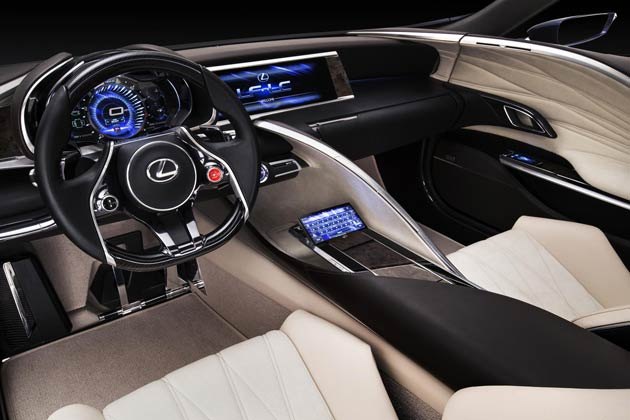 Lexus has been synonymous with hybrid power, superior build quality, comfort, and reliability. With the LF-LC, Toyota's luxury automaker is now reinforcing its design and technology credentials.