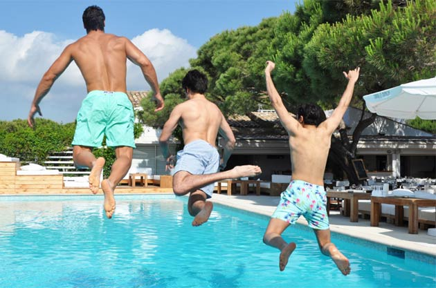 Love Brand & Co., the prestigious British swimwear label for men and boys, suggests their exclusive and original designs as a warm and different present this Christmas.