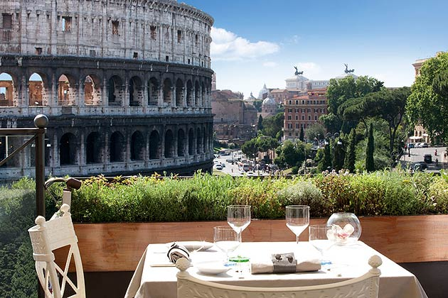 Palazzo Manfredi - A Luxury Rare Gem Overlooking The Colosseum