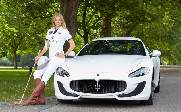 Maserati and La Martina reinforce their collaboration with a much wider range, where the elegance and sportiness of Polo joins the Trident passion to create this exclusive new line.