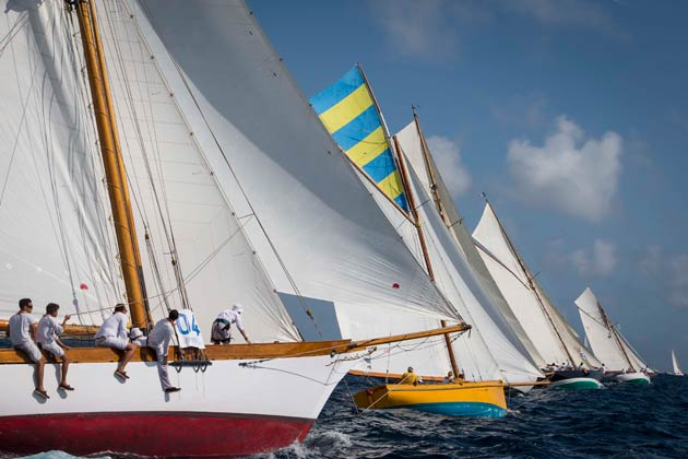 After 10 international events that attracted more than 600 classic sailing yachts, the Panerai Classic Yachts Challenge 2012 drew to a close with the 34th edition of the Régates Royales (25th- 29th September) at Cannes on the Mediterranean coast of France.