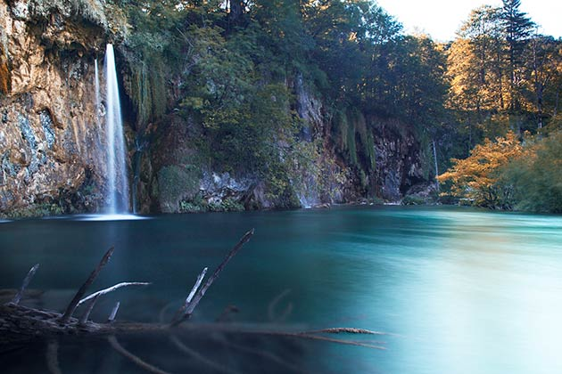 Luxurious Magazine contributor Simone Zeffiro visits Plitvice Waterfalls in Coatia to witness the Amazing Power of Water