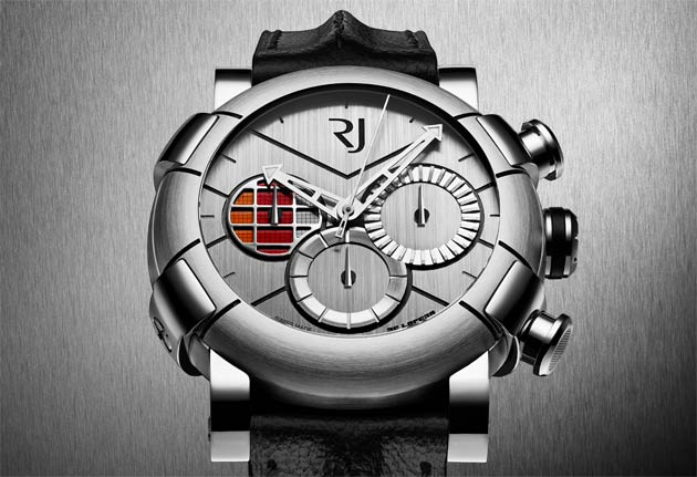 RJ Romain-Jerome DNA Timepiece Brings Iconic Car Back To The Present