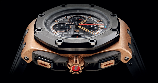 Audemars Piguet unveils the Royal Oak Offshore Chronograph Michael Schumacher