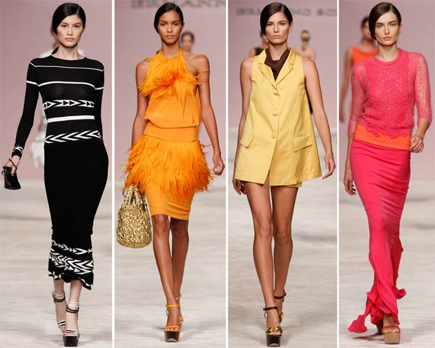 World Luxury Fashion Week has added Ermanno Scervino and Nina Ricc to an already strong show schedule that is taking place at Jumeirah at Etihad Towers in Abu Dhabi, 25-28 November 2012.