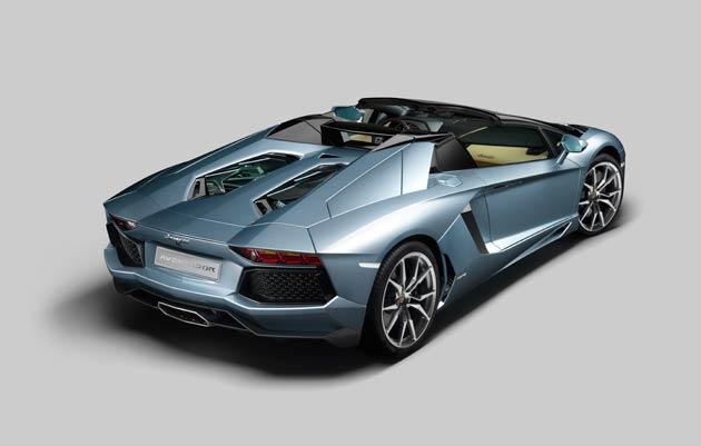 The Ultimate Open Air Experience Automobili Lamborghini Presents