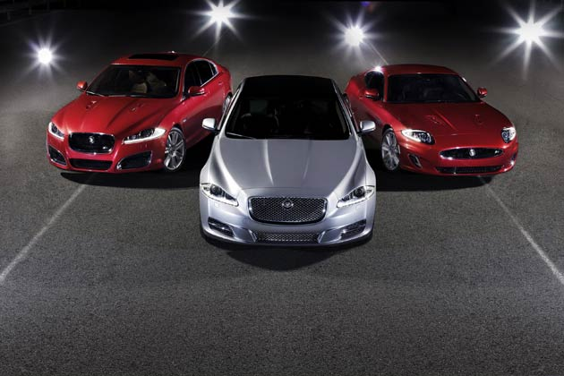 Jaguar wins British Luxury Brand Overseas accolade at Walpole Awards for Excellence 2012
