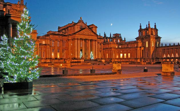 A Journey Through Christmas: The Story Of The Three Kings' At Blenheim Palace.