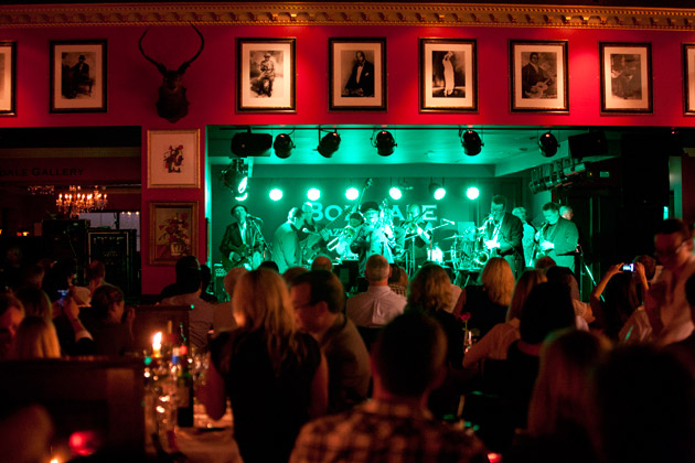 So, if you're looking for somewhere energetic and lively, then The Boisdale will be just the dinner ticket. Be sure to check online before you visit to see which live acts, bands or performances are playing before choosing when to make your reservation.