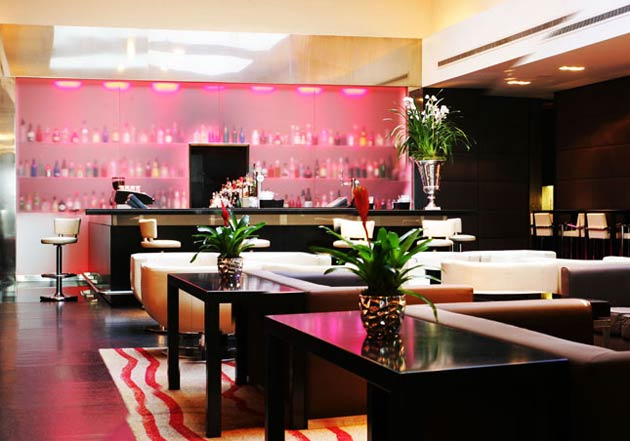 Revellers can upgrade for parties of four or more to £119 per person and enjoy a table in the Thames suite which boasts views over the River Thames and a front-row seat of the Capital's firework extravaganza, which kicks off at midnight. The price also includes a glass of Champagne and a jazz-band entertainment. What's more, parties of seven or more will receive a complimentary bottle of Prosecco and free entry into a prize draw to win a sushi masterclass.