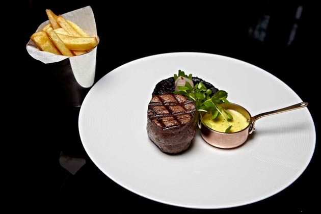 The Beef Menu is available in The Edwardian Grill every evening, as well as Sunday lunch from £19.95 for two courses. Bovey Castle also serves breakfast, lunch, afternoon tea throughout its lounges and the Castle Bistro, an informal restaurant that serves light snacks and daily specials.