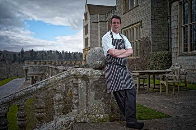 Marc Hardiman, formerly of The Feathers at Woodstock, joined Bovey Castle as head chef in October 2012. Inspired by his first head chef, Stuart McLeod, and an admirer of Marco Pierre White, Marc has worked as a chef throughout the South West of England, the Cotswolds and London for the last 13 years.