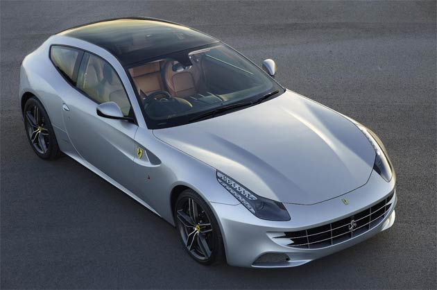 Ferrari is proclaimed as the Best International Luxury ...