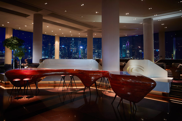 InterContinental Hong Kong Unveils a Stunning New Look for its Iconic Lobby & Lobby Lounge.