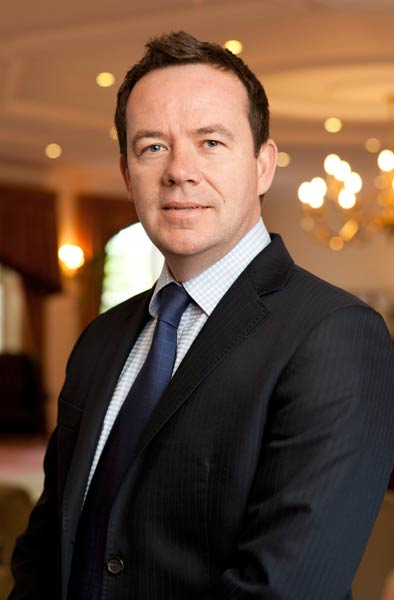 Michael Stott has worked at the Whittlebury Hall Hotel & Spa, a four-star deluxe property and award-winning spa in rural Northamptonshire, UK, since 2009. He has spent over 25 years in the travel industry, and has previously held the positions of General Manager of Direct Sales at Bmi British Midland, and Head of Sales at Centre Parcs UK, amongst others. We caught up with him during our recent stay at Whittlebury Hall.