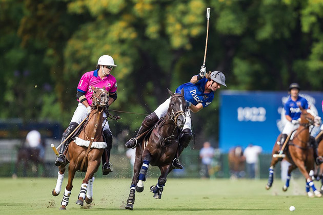 Palermo Gets Underway with a Debut win for the Pilará Piaget Polo Team.