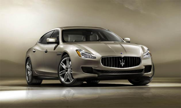 The latest incarnation of the iconic Maserati Quattroporte is set to debut at the 2012 NAIAS in Detroit.