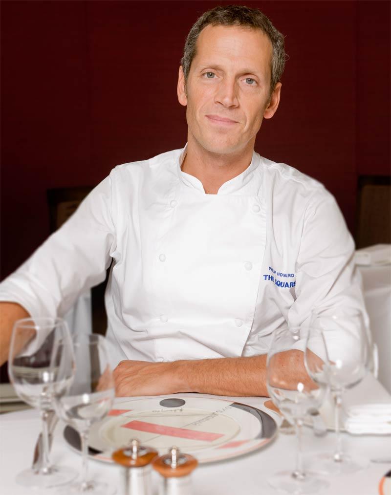 Nigel Martin Chef Nigel Platts-martin And