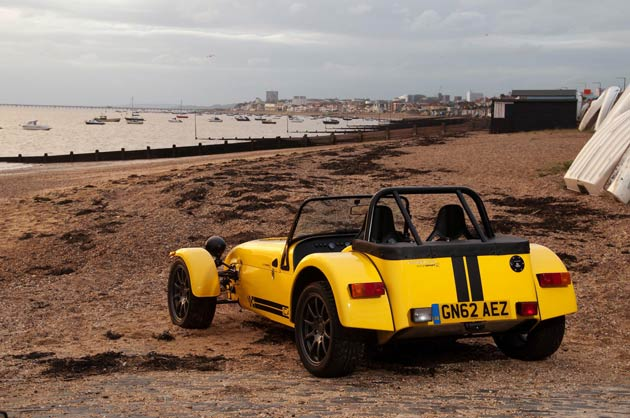 Caterham has added to its iconic range of Sevens, giving the acclaimed Supersport a steroid-induced brother – the two-litre Supersport R, which packs 180bhp and track-bred dynamics.