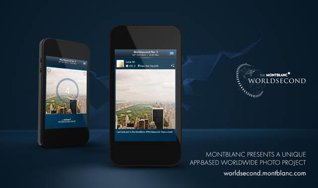 Montblanc Captures Snapshots Of Time With 'The Worldsecond' Photo Project.