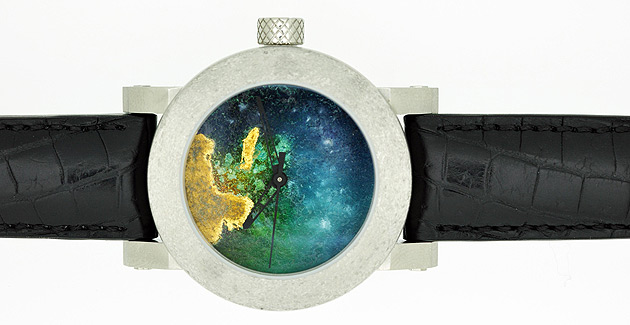 An Interview with Australian Artist Timothy John in which we discuss his collaboration with watch maker Yvan Arpa. 8