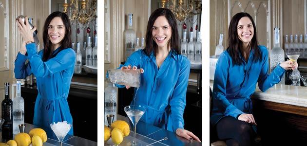 Allison Dedianko: Belvedere Vodka's Global Brand Ambassador