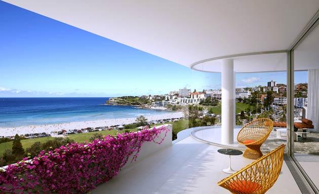 Luxurious Property Spotlight: Pacific Bondi Beach