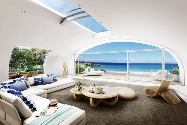 PACIFIC Bondi Beach is Bondi's most beautiful residential, hotel, and retail development which officially launched in September 2012.