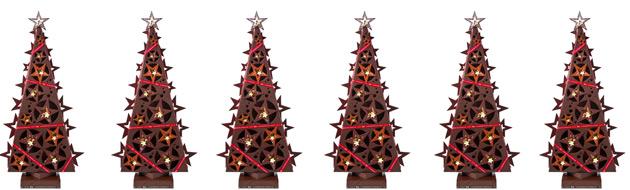 La Maison du Chocolat Celestial Christmas Tree