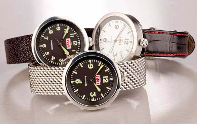 Car designer Peter Stevens, joins English watchmaker IWI Watches as a design consultant.