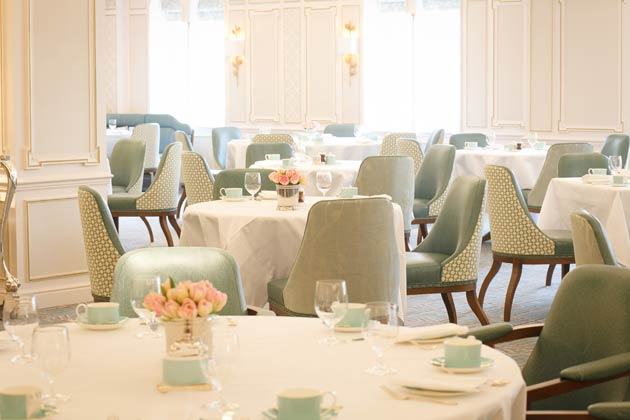 High Time For High Tea at Fortnum & Mason's Diamond Jubilee Tea Salon.