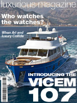 Luxurious Magazine, luxury lifestyle magazine, sailing edition 2012