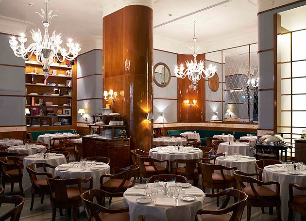Reena Patel Discovers Upscale Italian at Downtown Mayfair.
