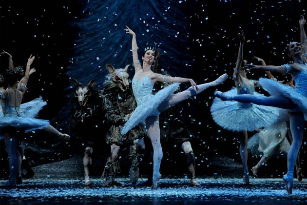 A Night With The English National Ballet's The Nutcracker.