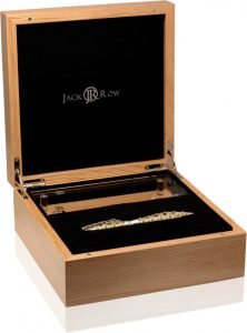 Paul Godbold Talks to Jack Row, a Shining Light of the UK Jewellery Industry. 20