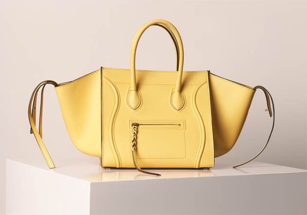 Lifestyle editor for Asia Chin takes a close look at The Celine Luggage Tote