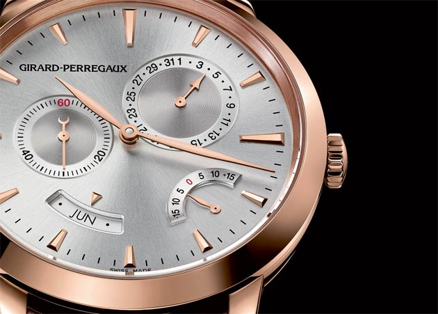 The 1966 Minute Repeater, Annual Calendar & Equation of Time watch from Girard-Perregaux