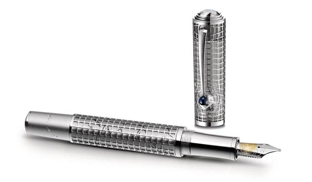 Montblanc Pays Tribute To One Of World's Most Revered Scientists